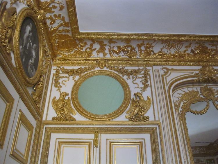 Versailles room detail