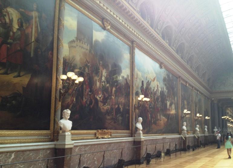 Versailles salle des batailles