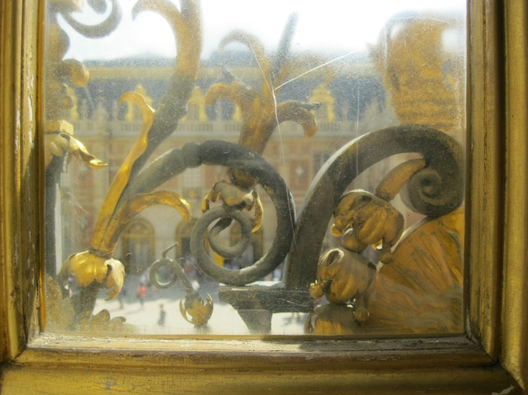 Versailles window 2