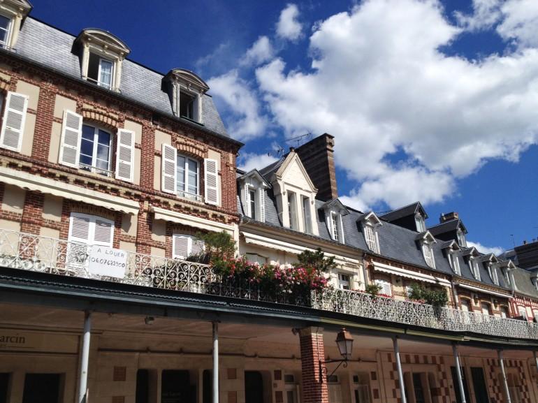 Architecture Deauville