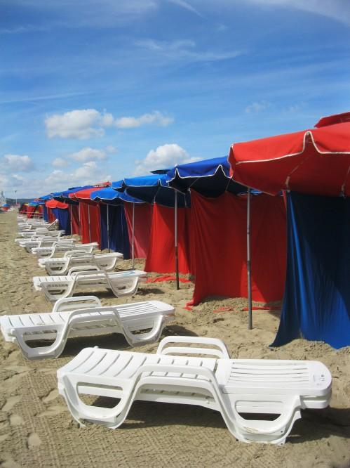 Deauville beach 1