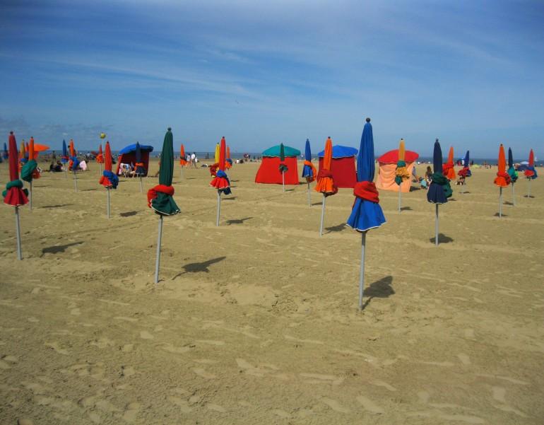 Deauville beach 3