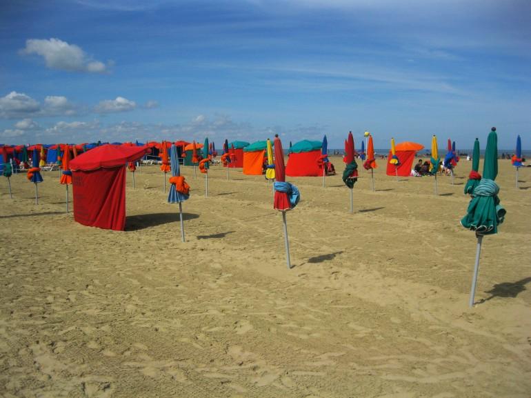 Deauville beach 4