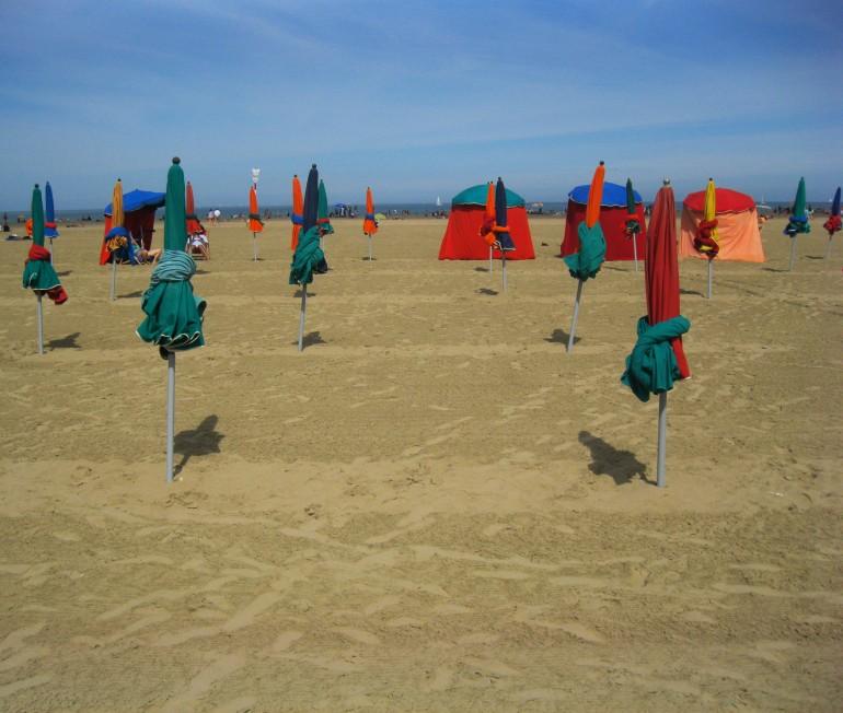 Deauville beach 5