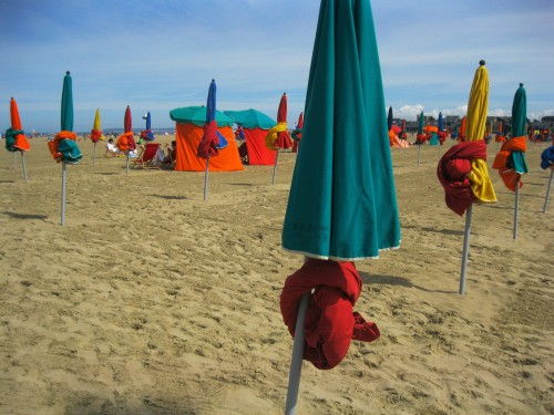 Deauville beach 7