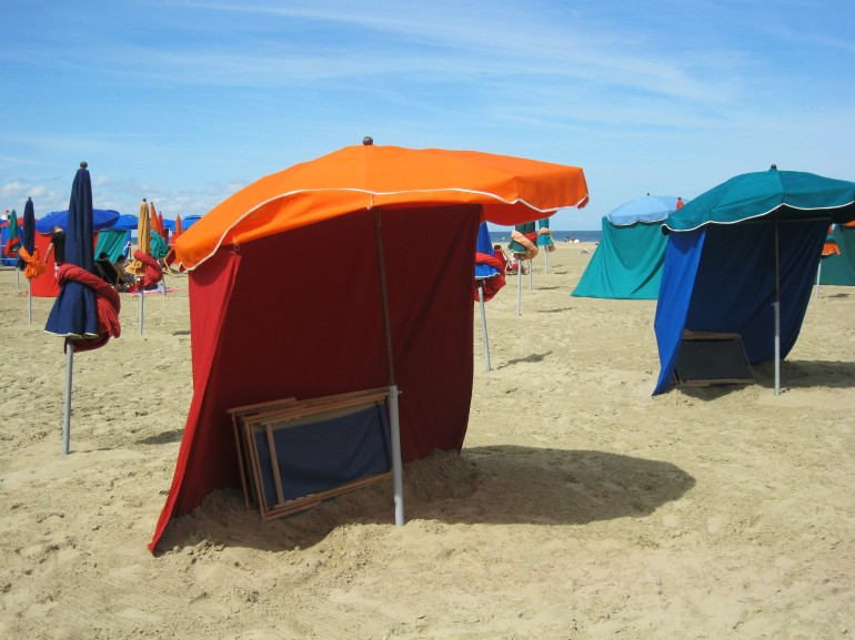 Deauville beach 8