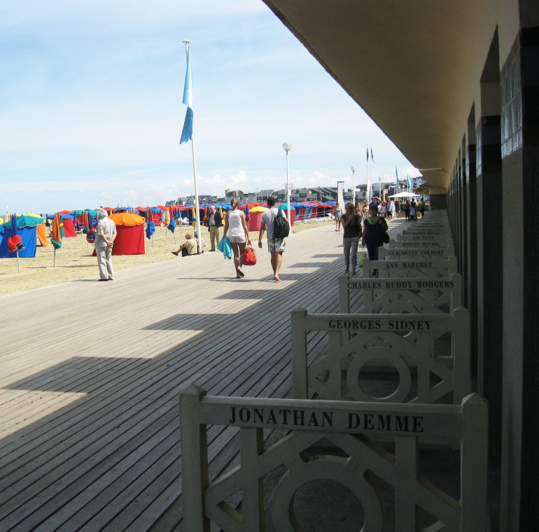 Deauville planches