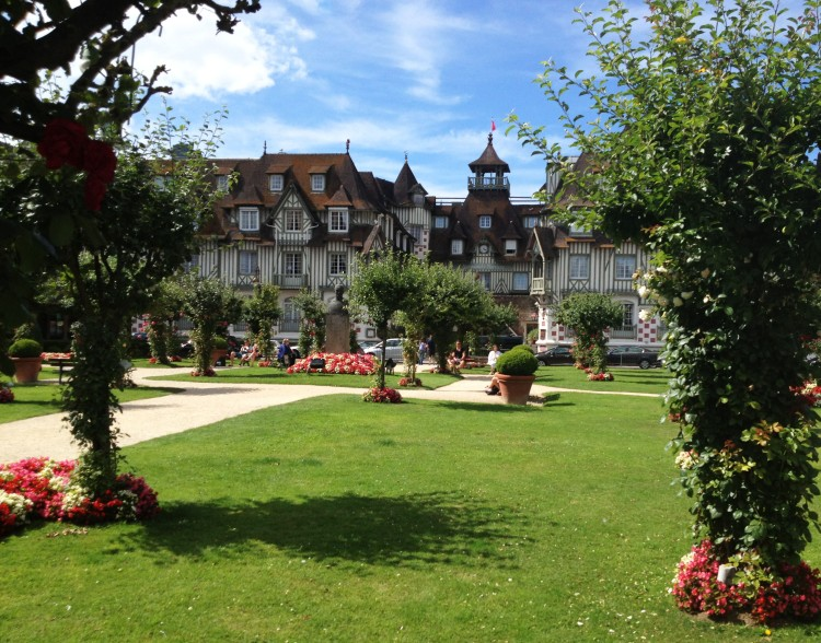 Hotel Normandy Deauville