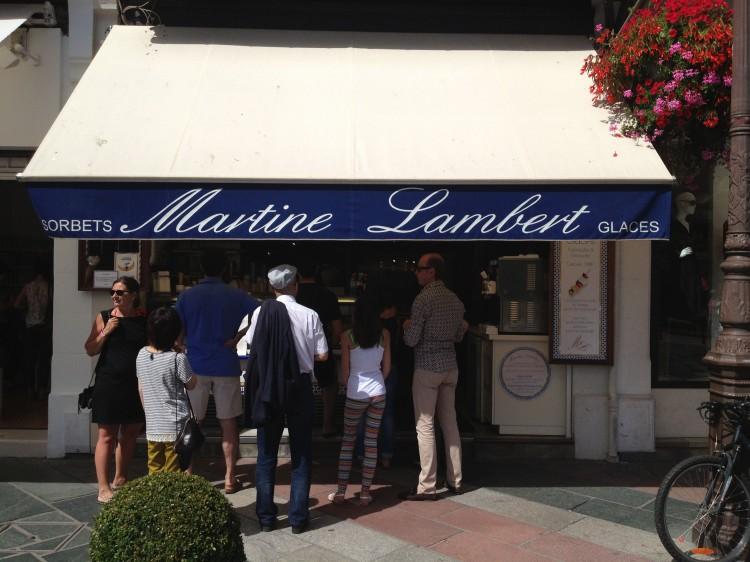 Martine Lambert Deauville magasin