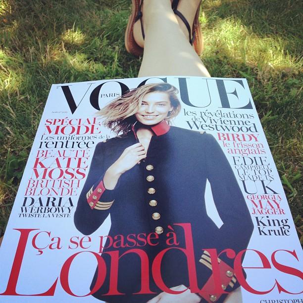 Vogue Paris London
