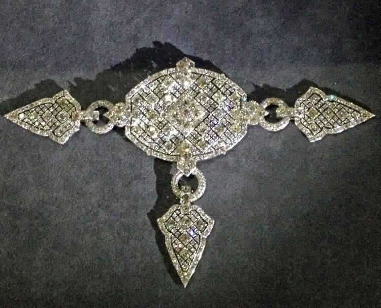 Cartier Grand Palais arm bracelet