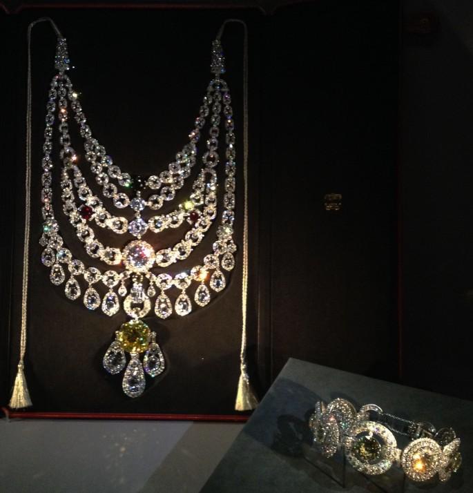 Cartier Grand Palais Maharadjah