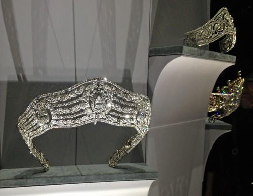 Cartier Grand Palais tiara 1