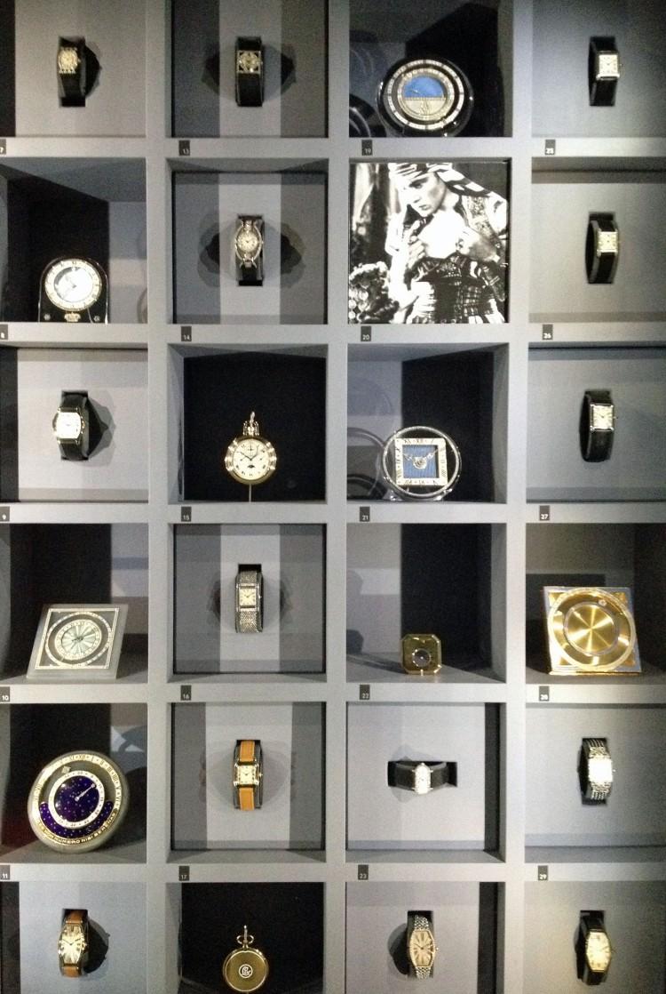 Cartier Grand Palais watches