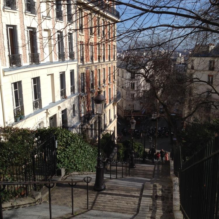 Montmartre Rue Maurice Utrillo 1
