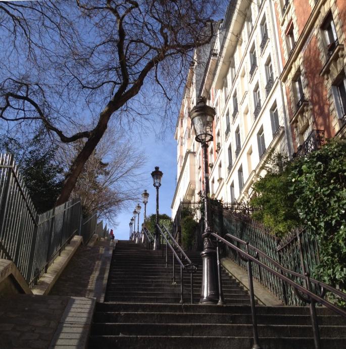 Montmartre Rue Maurice Utrillo 2