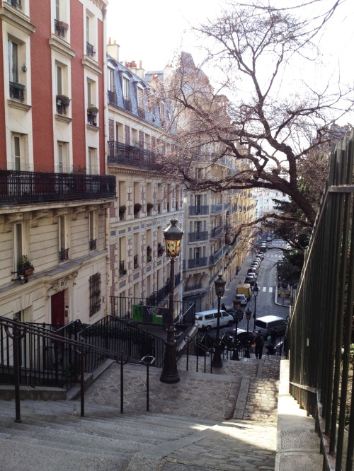 Montmartre rue Paul Albert 1