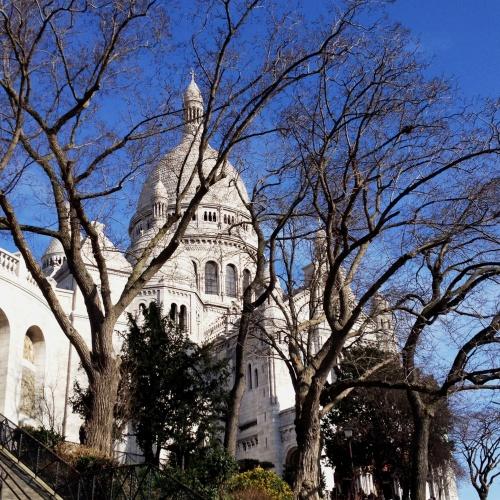 Montmartre Sacré Coeur 1
