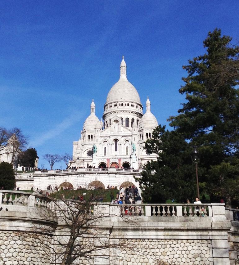 Montmartre Sacré Coeur 3