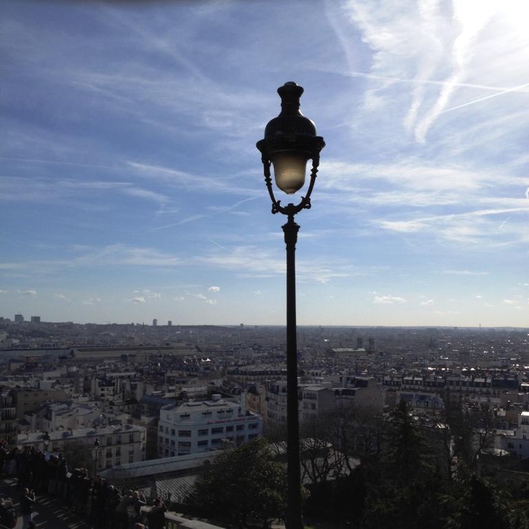 Montmartre view 1