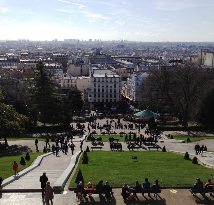Montmartre view 2