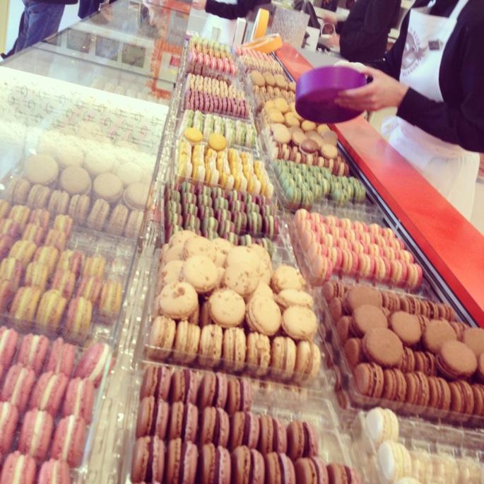 Pierre Hermé macarons store