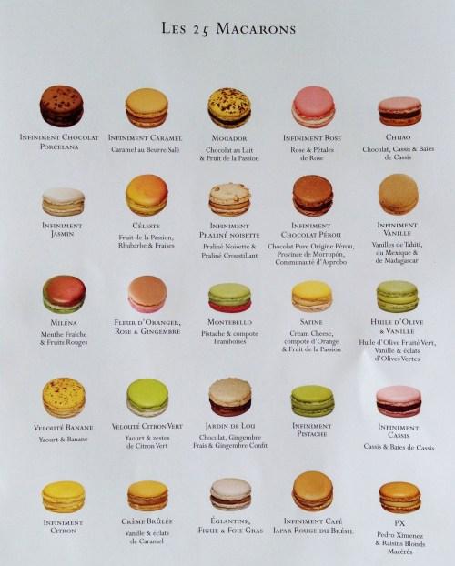 Pierre Hermé macarons