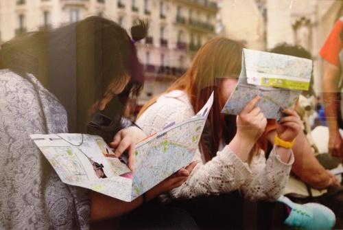 Martin Parr maps
