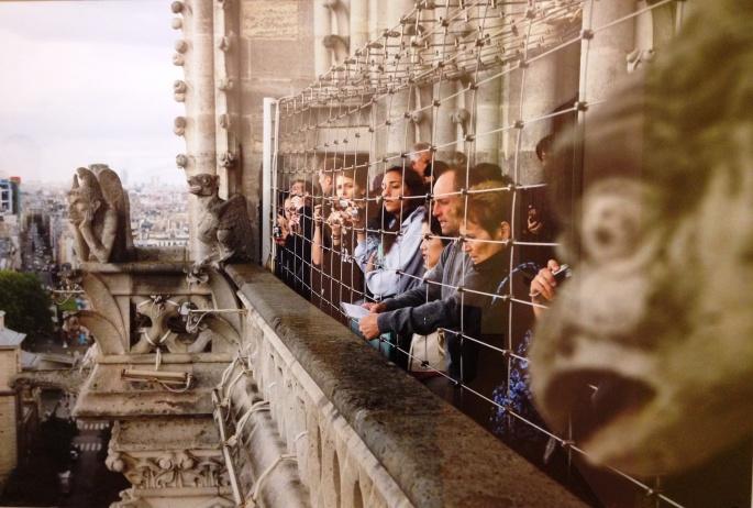 Martin Parr Notre Dame de Paris