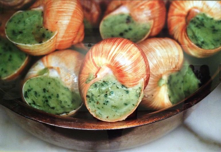 Martin Parr snails