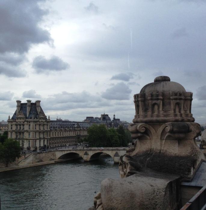 Louvre Seine