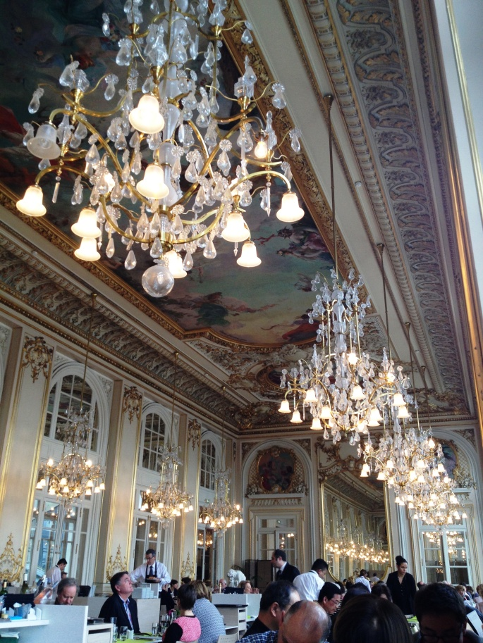 Musée d'Orsay Restaurant room