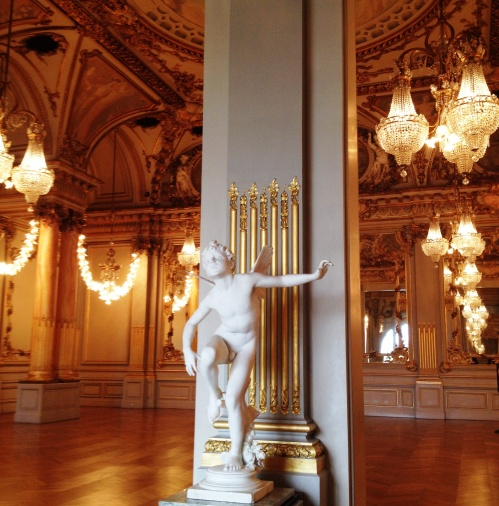 Musée d'Orsay Salle des fêtes