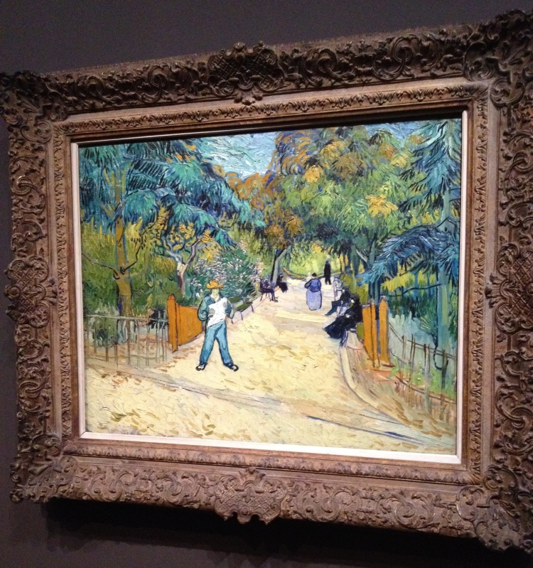 Van Gogh Musée d'Orsay 1