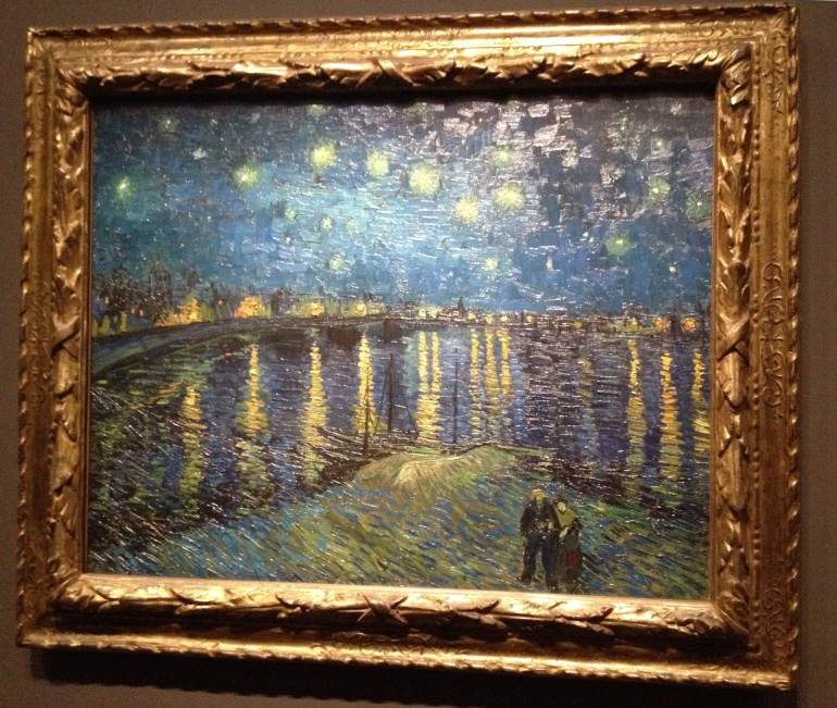 Van Gogh Musée d'Orsay 5