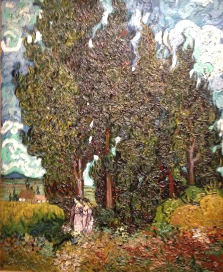 Van Gogh Musée d'Orsay 6