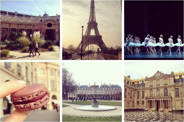 Paris March 3