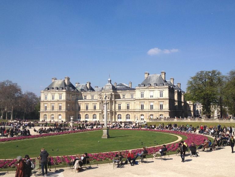 Jardin du Luxembourg Senat