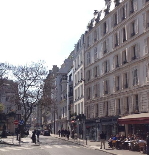 Rue Vavin Paris
