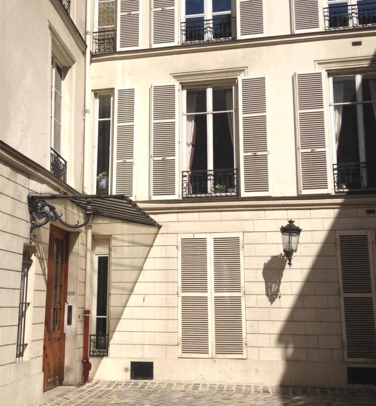 Saint Germain Paris 1