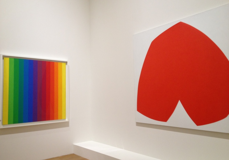 Ellsworth Kelly SFMOMA 1