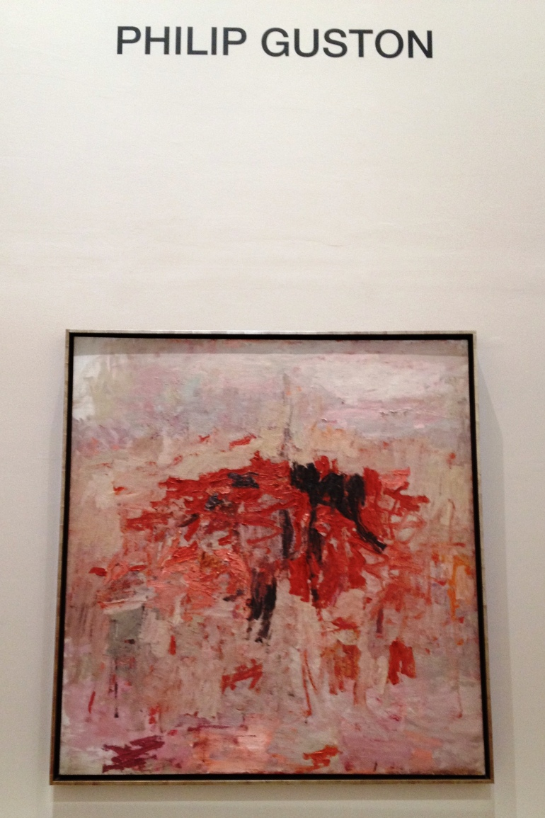 Philip Guston SFMOMA 1