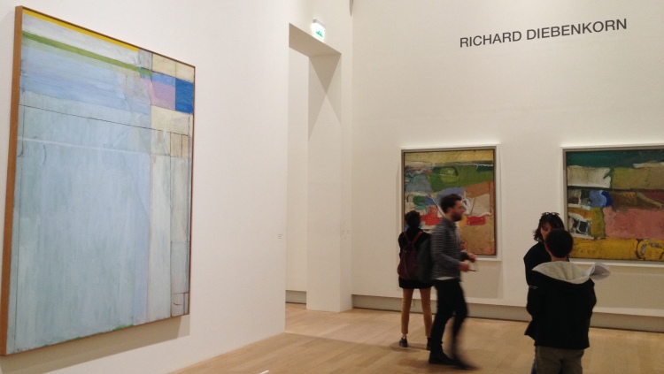 Richard Diebenkorn SFMOMA