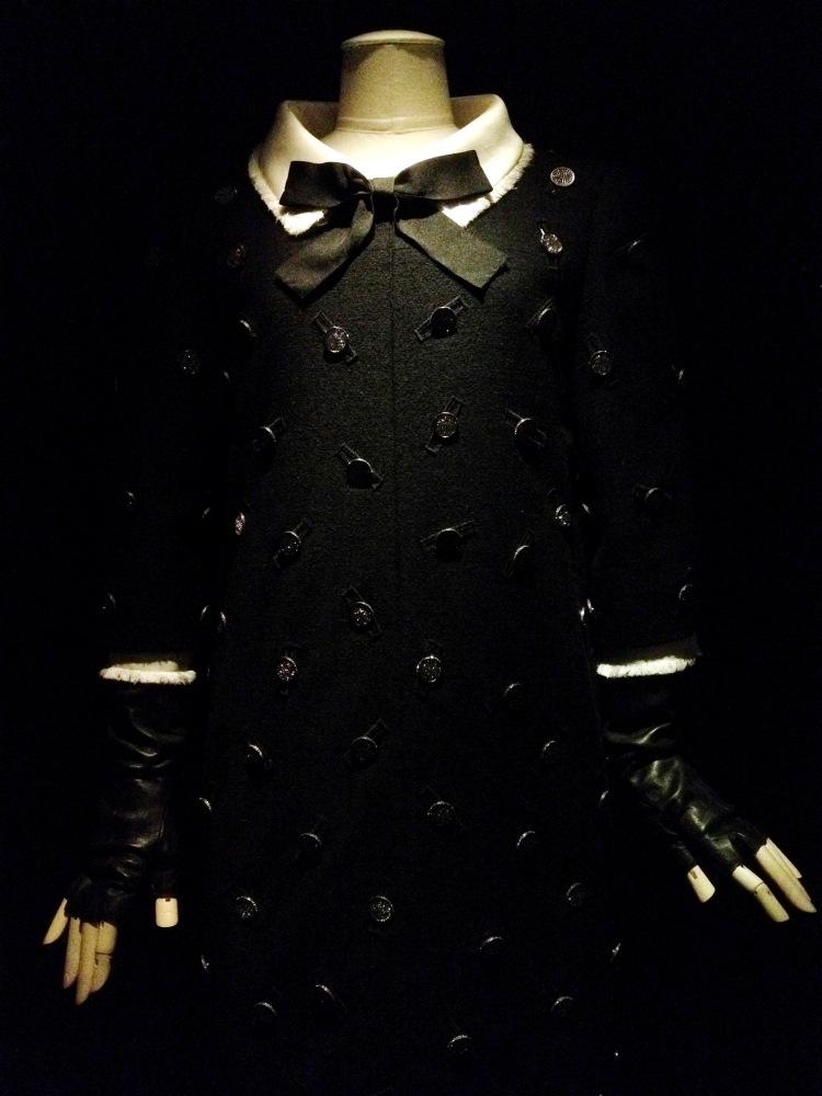 Bouton Arts Décos Chanel