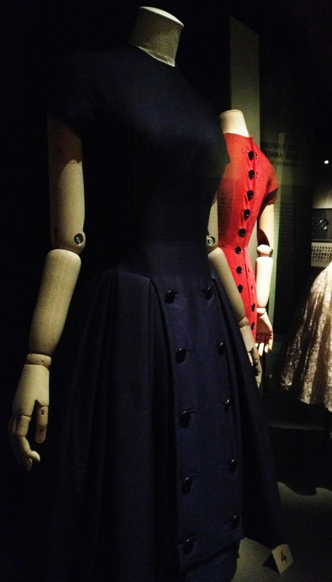 Bouton Arts Décos Christian Dior