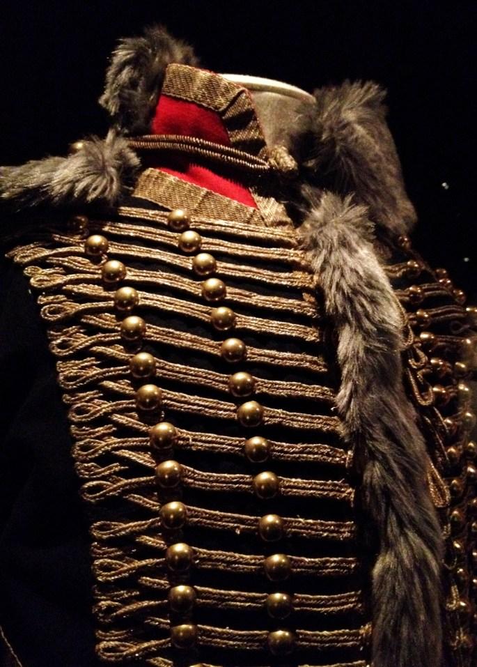 Bouton Arts Décos Hussard 1