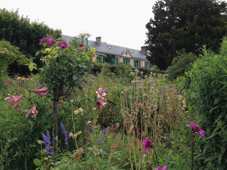 Giverny Claude Monet garden 10