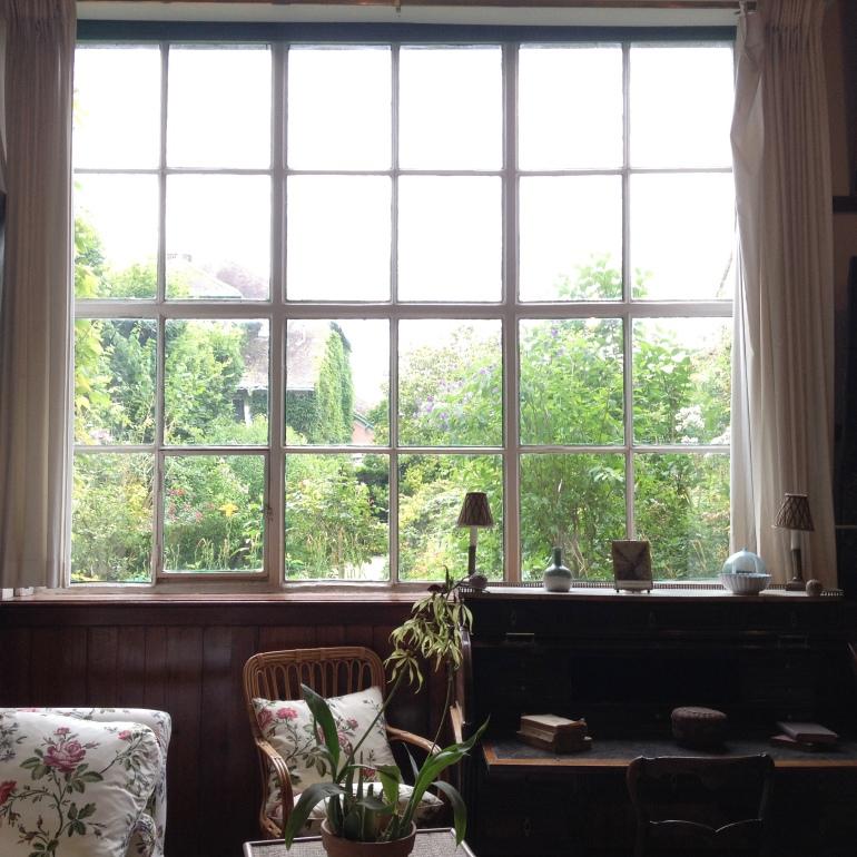 Giverny Claude Monet garden 11 house inside