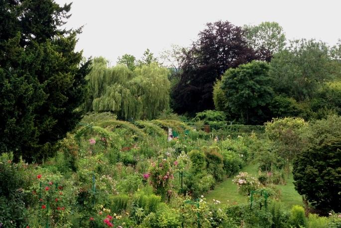 Giverny Claude Monet garden 12
