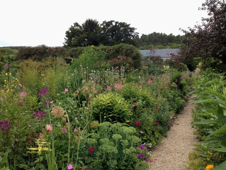 Giverny Claude Monet garden 14